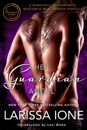 Her Guardian Angel - Digital Cover