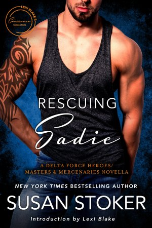 Rescuing Sadie - Digital Cover