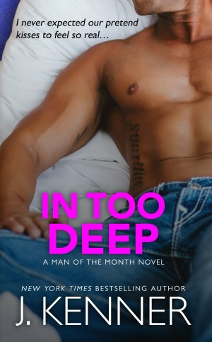 In Too Deep - Print Cover