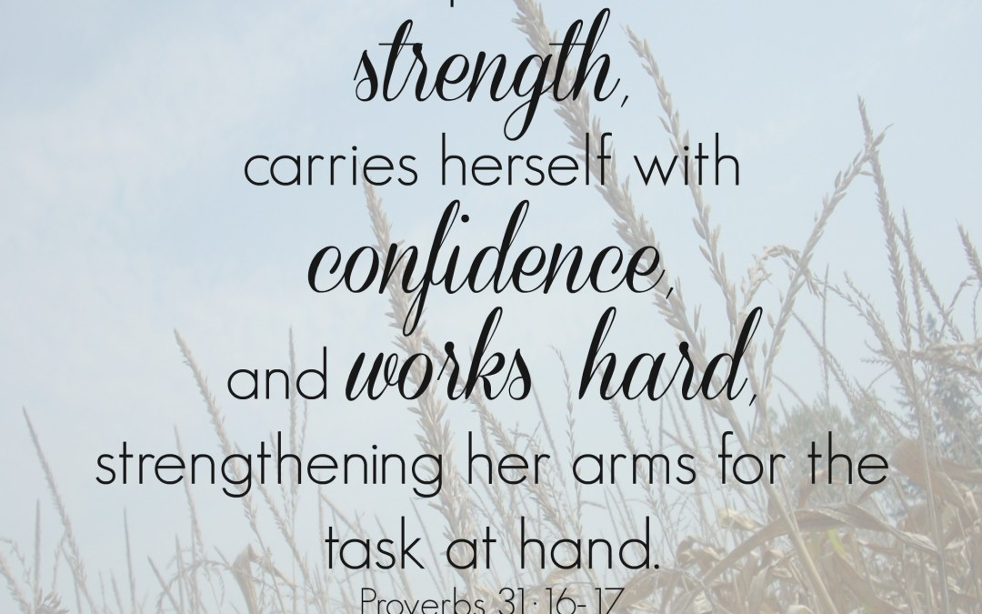 W2W – A Strong, Confident & Hard-Working Woman