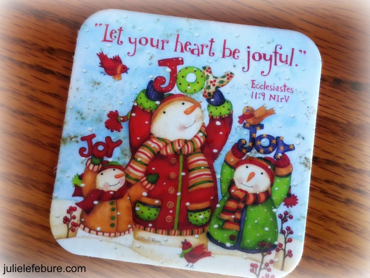 Let Your Heart Be Joyful