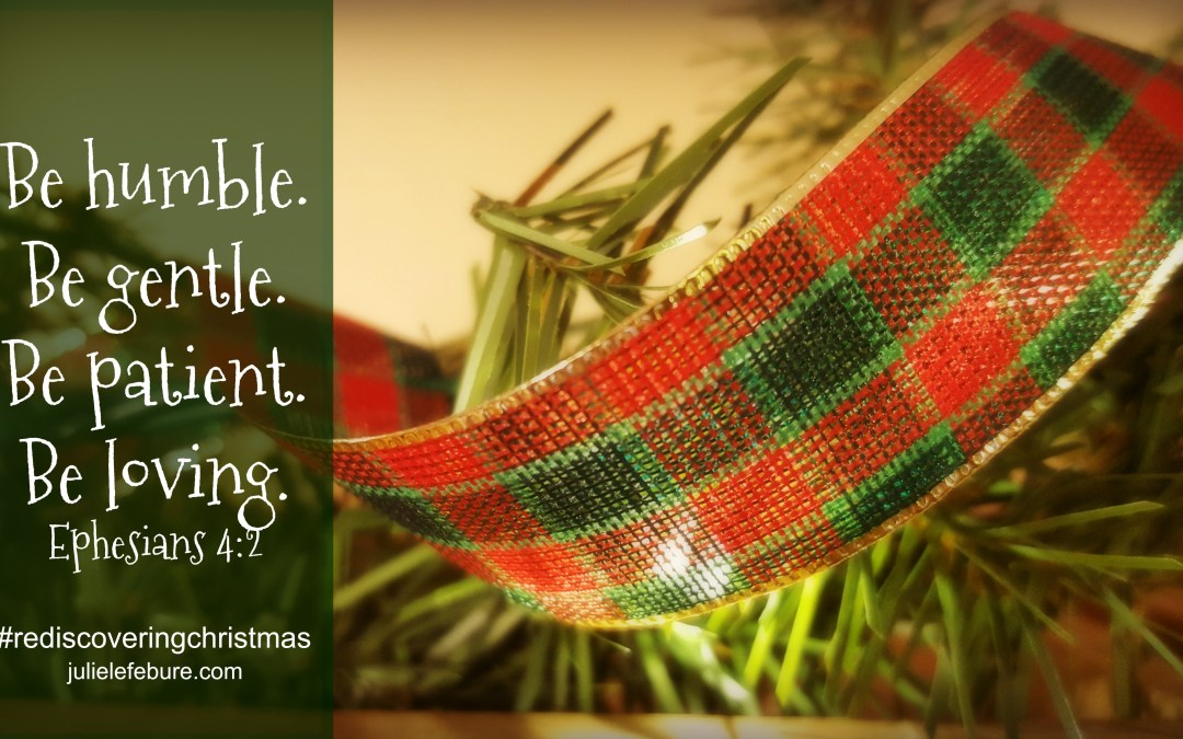 Rediscovering Christmas – Seeing Others With Fresh Eyes