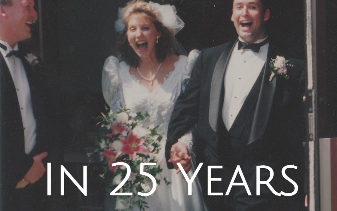 25 Things I've Learned In 25 Years Of Marriage