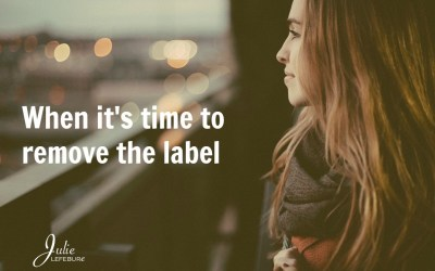When It's Time To Remove The Label