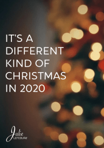 It's a different kind of Christmas in 2020