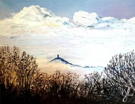 Avalon   Oil on Canvas by Julie Lovelock