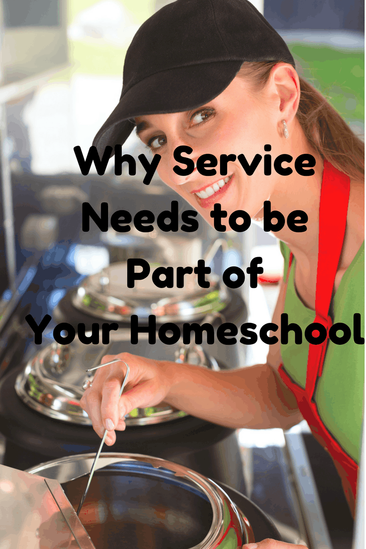 Find out why service projects should be a regular part of every homeschool. What can service teach that nothing else can?