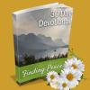 finding peace devotional