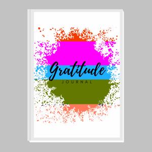 Gratitude Coloring Journal for Teens PRINT
