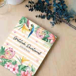 Gratitude Devotional Journal PRINT