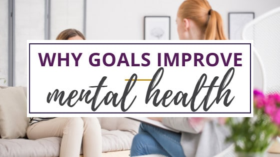 two women sitting at home talking about why goals are important