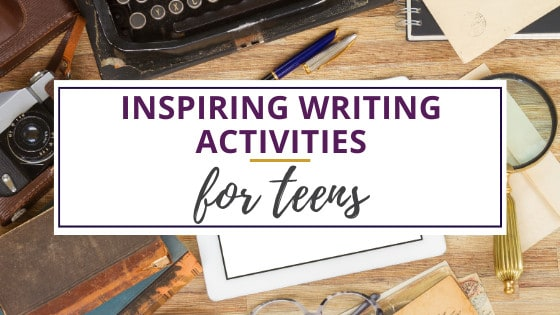 tools used in writing activities