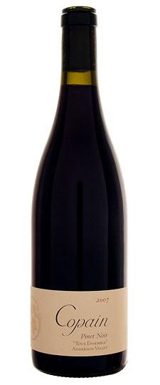 Copain - Tous Ensemble Pinot Noir 2007