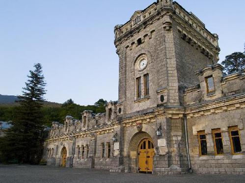 Domaine Massandra - Yalta