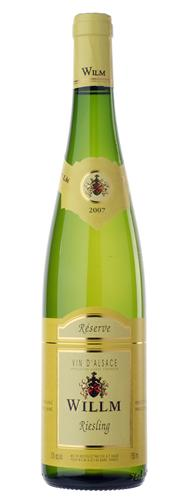 Riesling Willm 2007