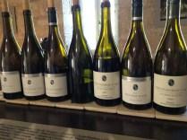 Quelques jolis vins chez Patrice Rion
