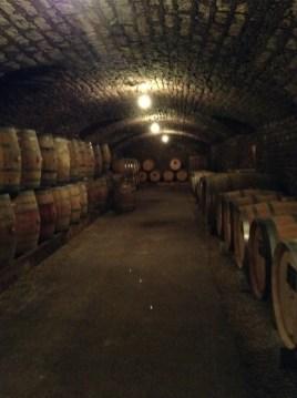 Caves du XVIe siècle chez Pascal Marchand