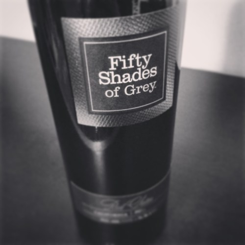 Fifty Shades of Grey - le vin
