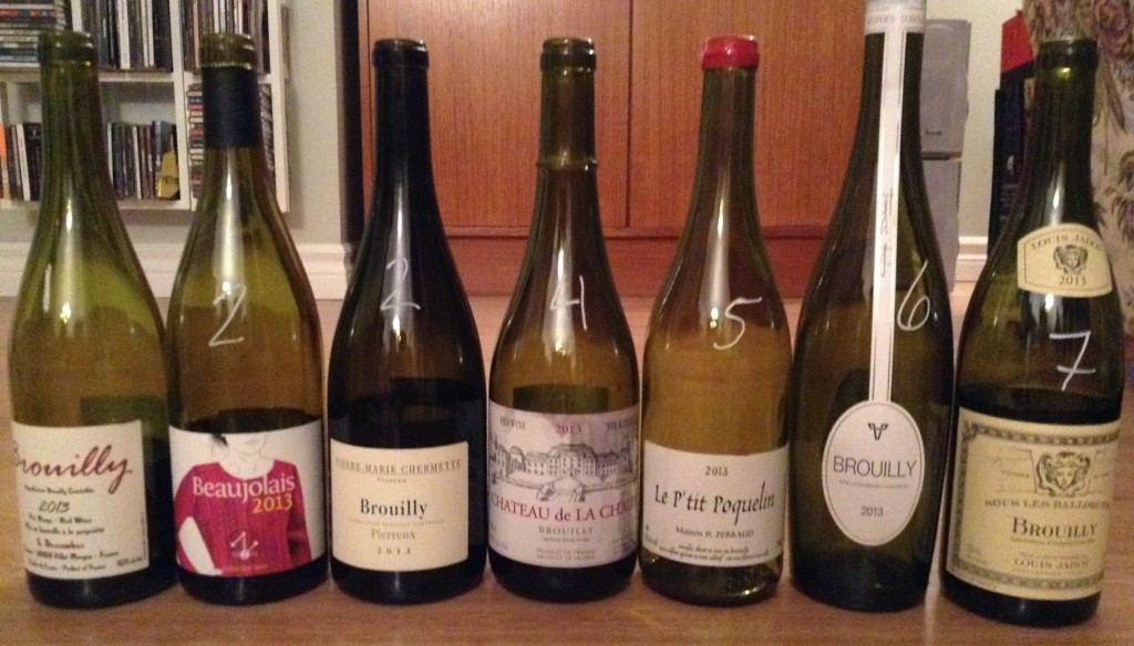 Great Beaujolais Showdown
