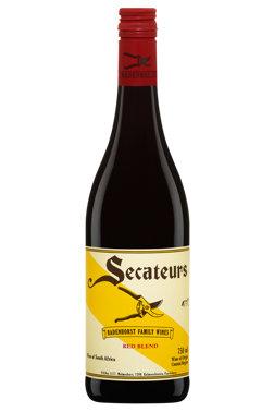Secateurs Red (Photo: SAQ.com)
