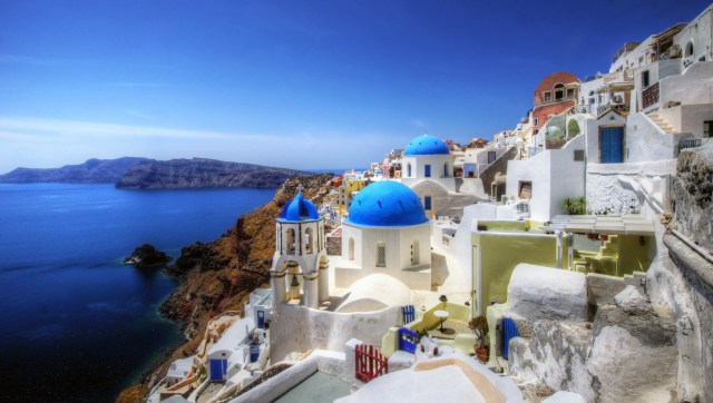 Santorini (Photo: Mariusz Kluzniak @ Flickr)
