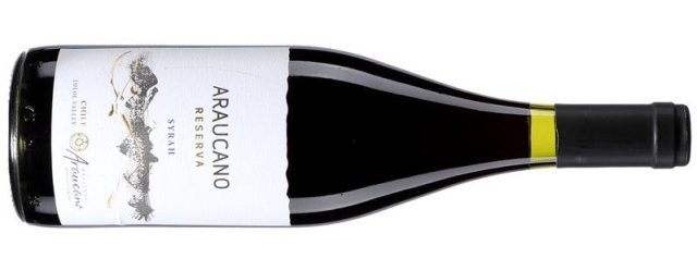 Hacienda Araucano Syrah Reserva (Photo: SAQ.com)