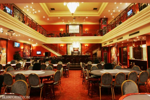 cercle wagram poker room