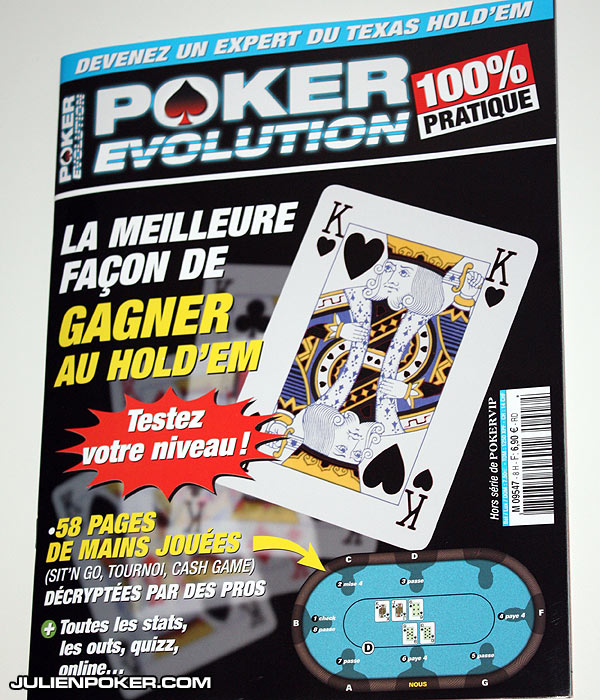 poker evolution mai 2009