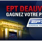 Partez à l'EPT de Deauville avec Pokerstars!