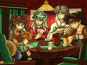 team poker