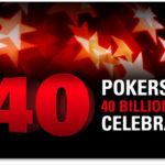La 40 milliardième main jouée sur Pokerstars…