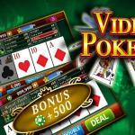 Casino en ligne français : Le vidéo Poker, nouvelle tendance 2021