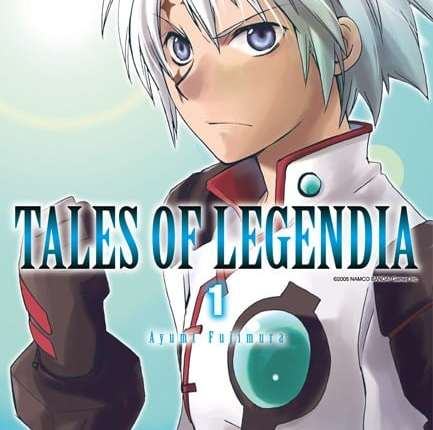 Manga – Tales of Legendia, notre avis