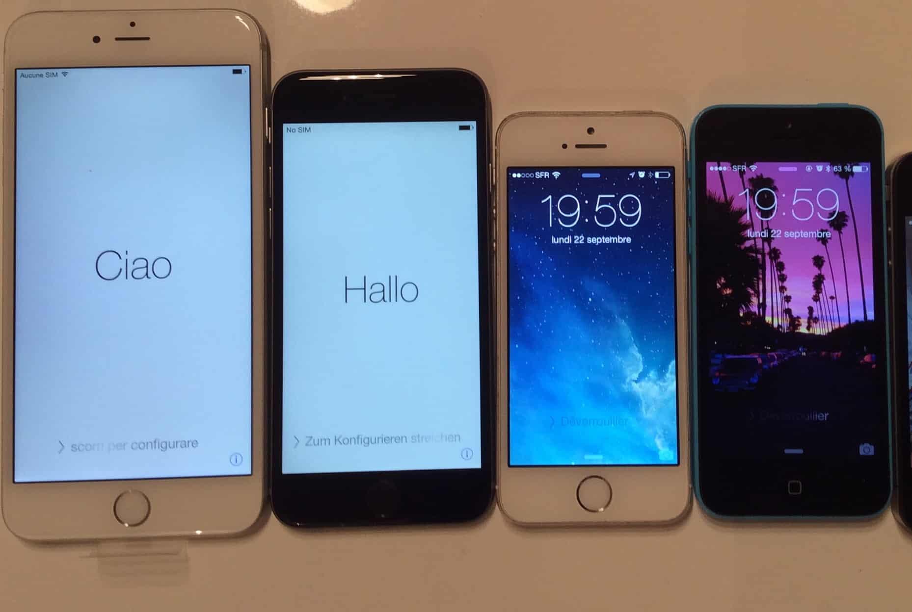 Iphone   Euros