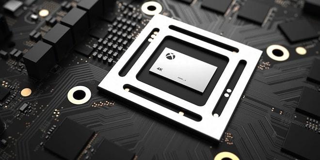 E3 – La Xbox One Scorpio? Uniquement pour ceux qui ont une TV 4K