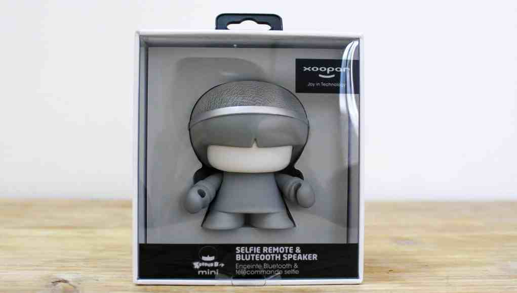 Test Mini XBoy, l'enceinte Art Toy de Xoopar