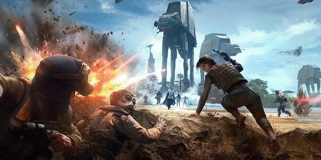Star Wars Battlefront: une bande-annonce pour le DLC Rogue One