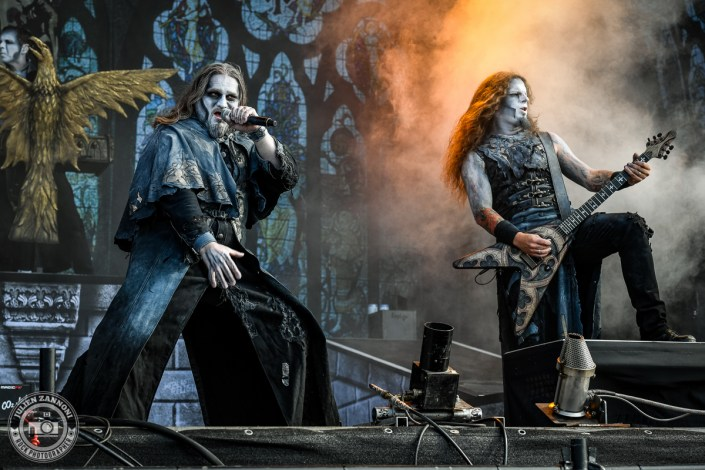 Powerwolf plays at Wacken Festival 2017