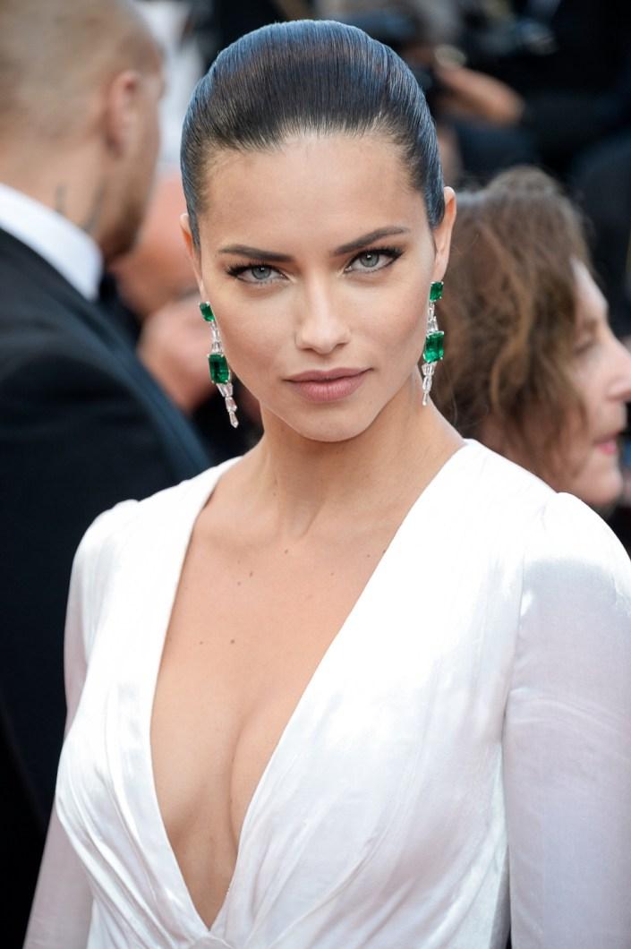Adriana Lima - Cannes 2017