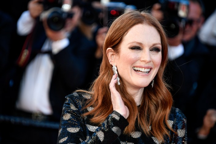 Julianne Moore - Cannes 2017
