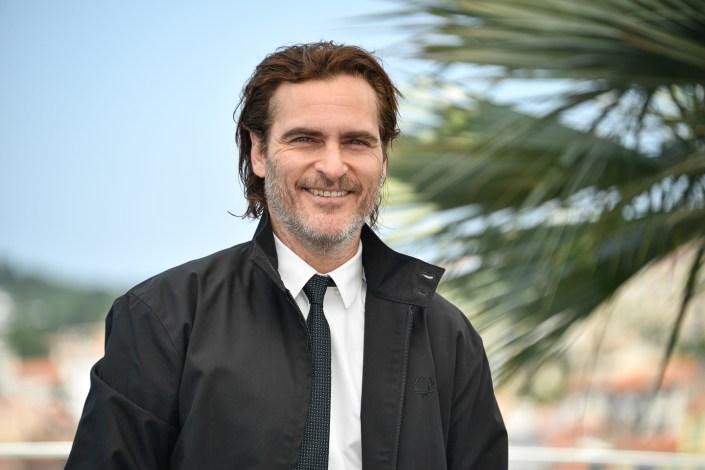 Joaquin Phoenix - Cannes 2017