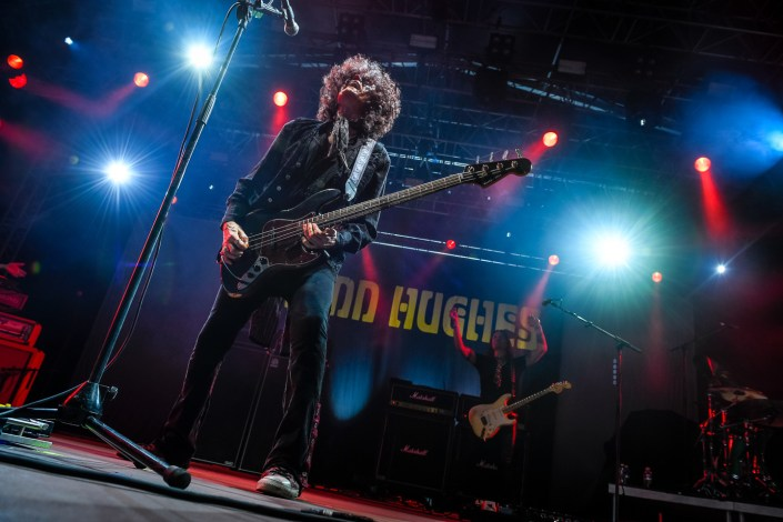Glenn Hughes play at festival Guitare en Scène 2017