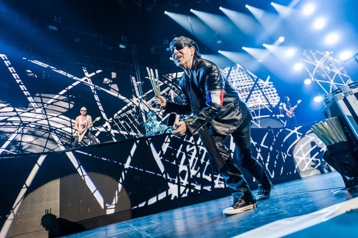 Scorpions plays in Lyon 2015