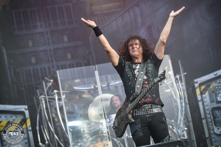Accept plays at Wacken Festival 2017