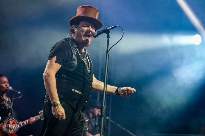 Zucchero plays at the Guitare en Scène Festival 2018