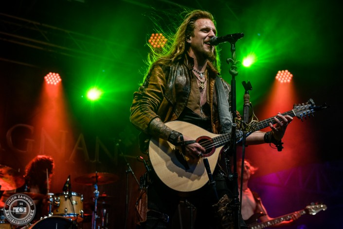 Dartagnan plays at the Wacken Open Air 2018