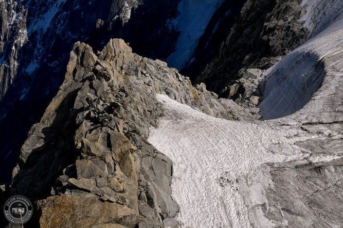 Granite of Mont Blanc