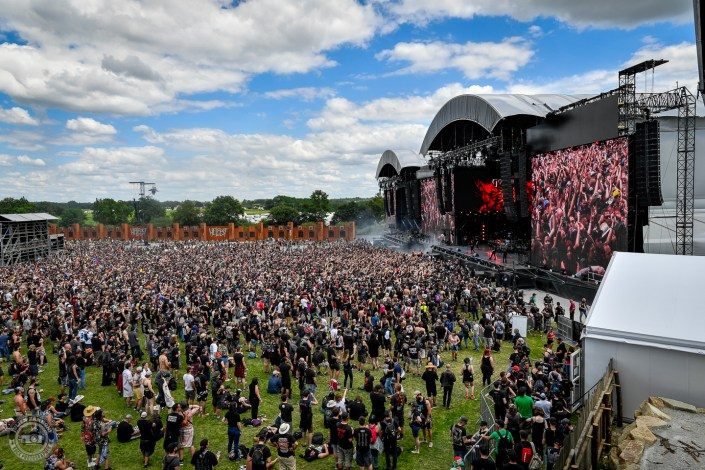 Hellfest Open Air 2019 à Clisson (France)