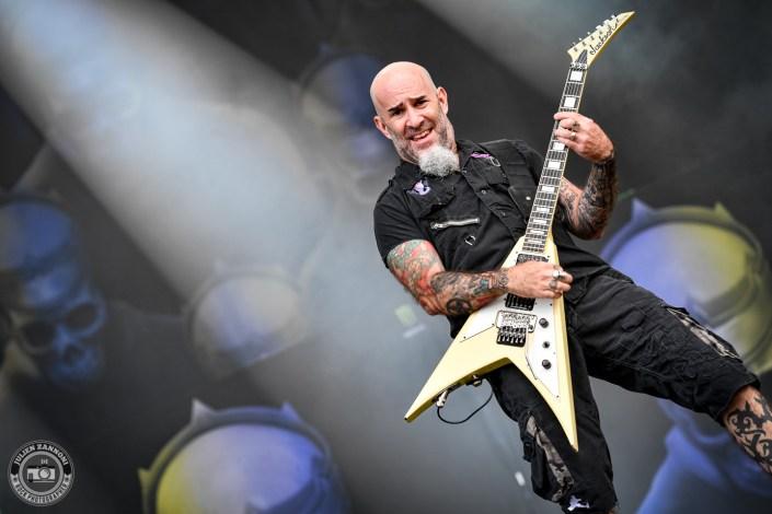 Anthrax at Wacken 2019