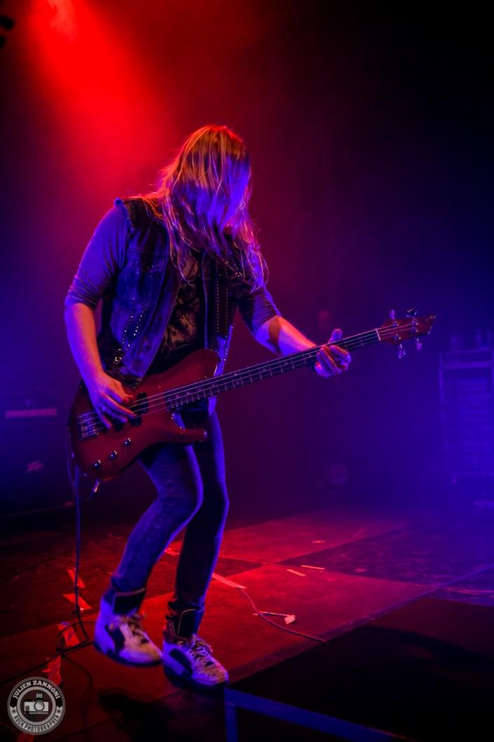 Blackrain au WinterRock Fest 2020
